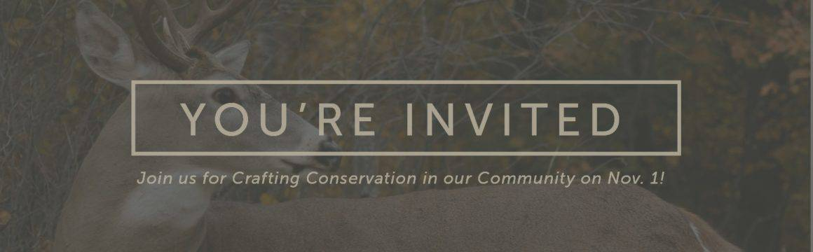 Crafting Conservation in Our Community: Benefiting the Conservation Coalition of Oklahoma Foundation